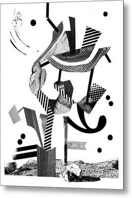 Equilibrium #4 Metal Print by Jim Ford