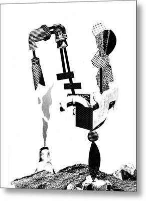 Equilibrium #9 Metal Print by Jim Ford