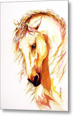 Equus Metal Print by Jose Espinoza
