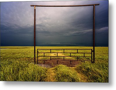 Eternity Metal Print by Don Spenner
