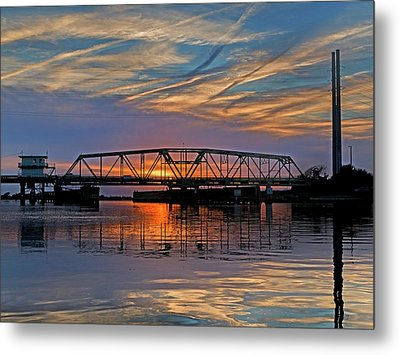 Evening Airs  Metal Print by Betsy Knapp