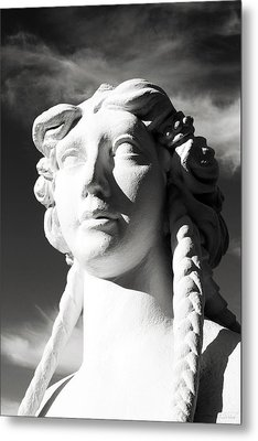 Eyes In The Sky- Fine Art Photography By Linda Woods Metal Print by Linda Woods