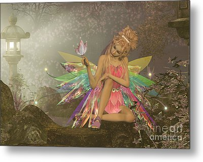 Fairy Dreams Metal Print by Corey Ford