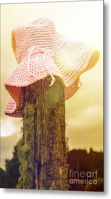 Farmer Girls Still Life Metal Print by Jorgo Photography - Wall Art Gallery