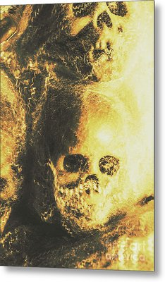 Fear Of The Capture Metal Print by Jorgo Photography - Wall Art Gallery