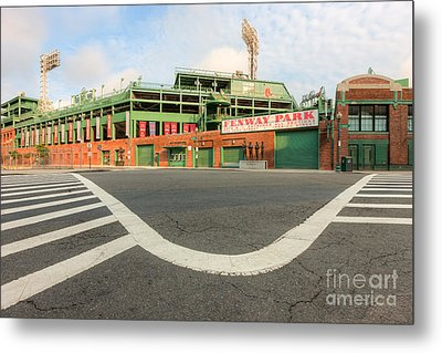 Fenway Park IIi Metal Print by Clarence Holmes