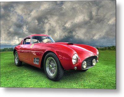 Ferrari 1956 250 Gt Competizione Berlinetta Metal Print by John Adams