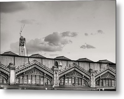 Ferries To New York Metal Print by JC Findley
