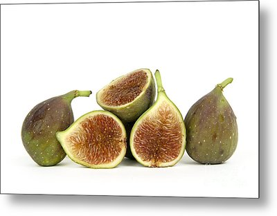 Figs Metal Print by Bernard Jaubert