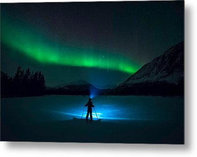 First Love Metal Print by Tor-Ivar Naess
