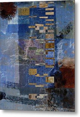 Flotsam Metal Print by Carol Leigh