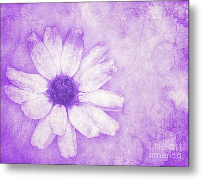 Flower Art II Metal Print by Angela Doelling AD DESIGN Photo and PhotoArt