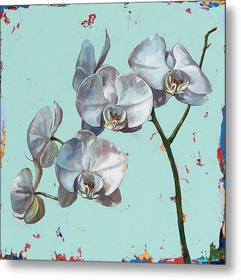 Flowers #10 Metal Print by David Palmer