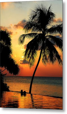 For You. Dream Comes True. Maldives Metal Print by Jenny Rainbow