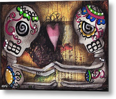 Forever Metal Print by  Abril Andrade Griffith