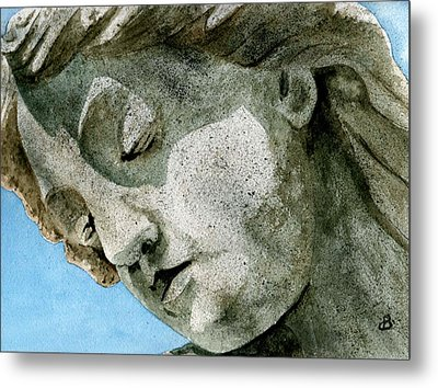 Forever Yours Metal Print by Brenda Owen
