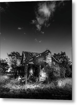 Forgotten Memories Metal Print by Marvin Spates