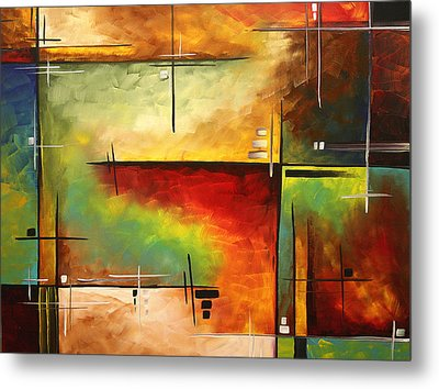 Forgotten Promise By Madart Metal Print by Megan Duncanson