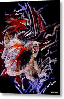 Forming Opinions Metal Print by Paulo Zerbato