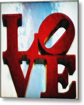 Fountain Of Love  Metal Print by Bill Cannon