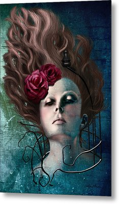 Free Metal Print by April Moen