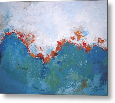 From Above Metal Print by Kate Tesch