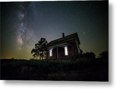 From Within Metal Print by Aaron J Groen