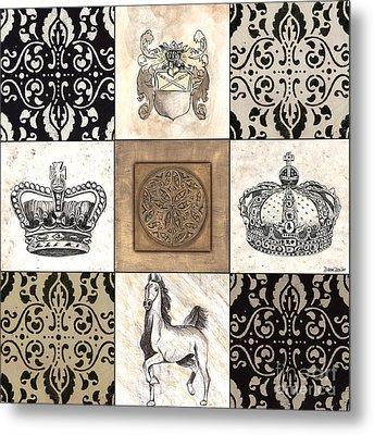 Game Of Thrones Metal Print by Debbie DeWitt