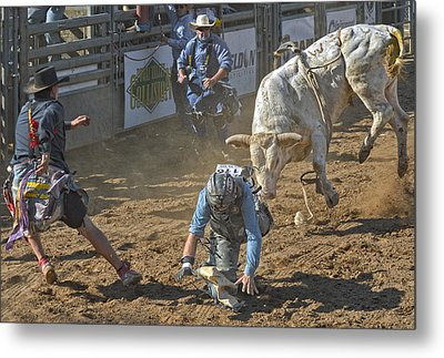 Game On! Metal Print by Kirk Cypel