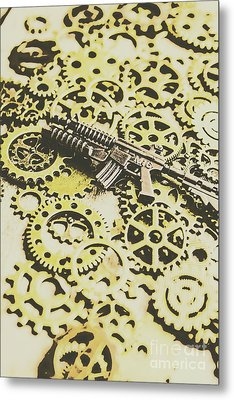 Gears Of War Metal Print by Jorgo Photography - Wall Art Gallery