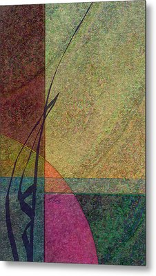 Geo Metal Print by Gordon Beck
