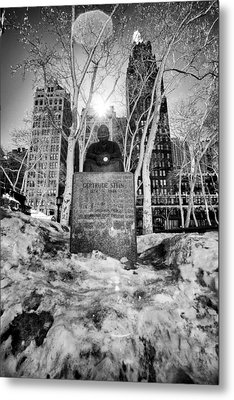 Gertrude Metal Print by John Dryzga
