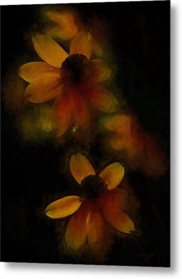 Gifts Of Gold Metal Print by Andrea Kollo