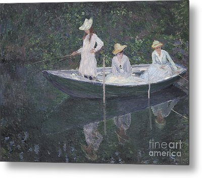 Giverny  Metal Print by Celestial Images