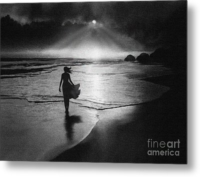 Glory View Metal Print by Robert Foster