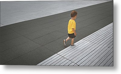 Going Places Metal Print by Scott Norris