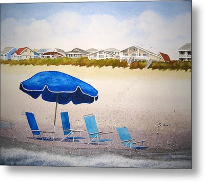Gone To Lunch Metal Print by Shirley Braithwaite Hunt