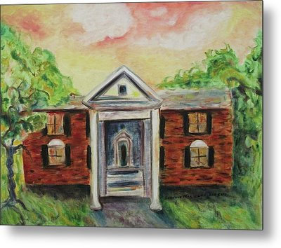 Graceland Metal Print by Suzanne  Marie Leclair