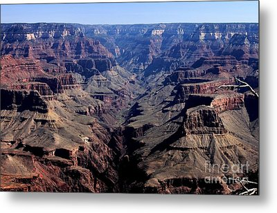Grand Canyon 2 Metal Print by Erica Hanel