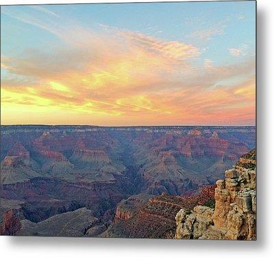 Grand Canyon No. 5 Metal Print by Sandy Taylor