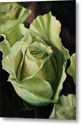 Grand -opening Metal Print by Billie Colson