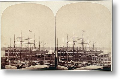 Great Eastern 1859 Metal Print by Granger