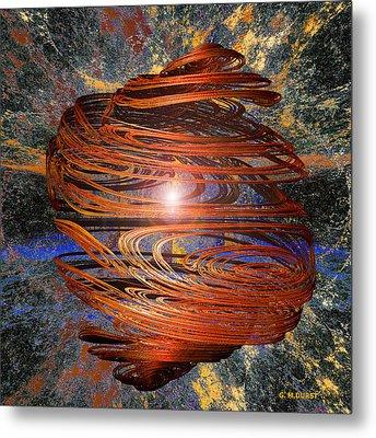 Gyro Metal Print by Michael Durst