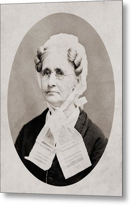 Hannah Simpson Grant 1798-1883, Mother Metal Print by Everett