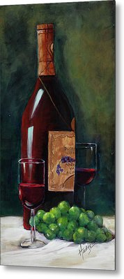 Happy Hour  Metal Print by Mary DuCharme