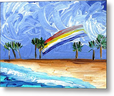 Hawaii 25 Metal Print by Helena M Langley
