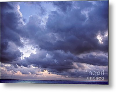 Heaven Metal Print by Angela Doelling AD DESIGN Photo and PhotoArt