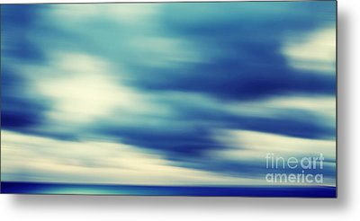 Heaven Impressions Metal Print by Angela Doelling AD DESIGN Photo and PhotoArt
