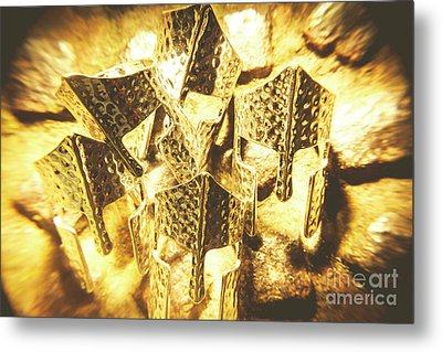 Helm Of Power Metal Print by Jorgo Photography - Wall Art Gallery