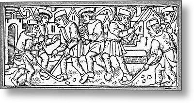 Het Kolven, 1497 Metal Print by Granger